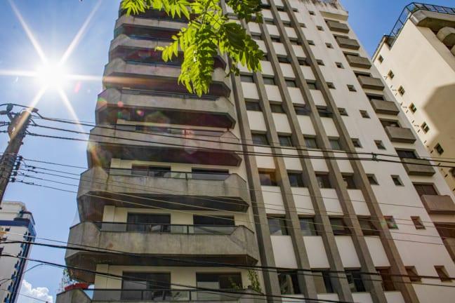 Imagem do imóvel ID-22465 na Avenida Rouxinol, Indianópolis, São Paulo - SP