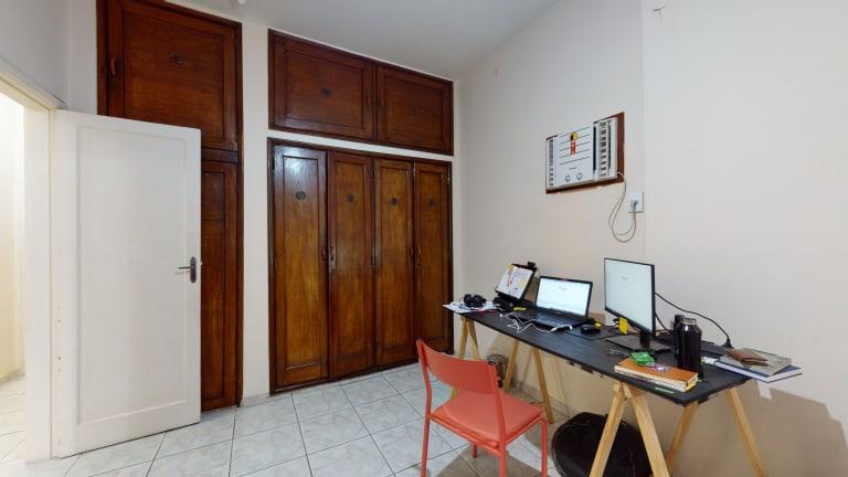 Imagem do imóvel ID-23397 na Rua Conde de Bonfim, Tijuca, Rio de Janeiro - RJ