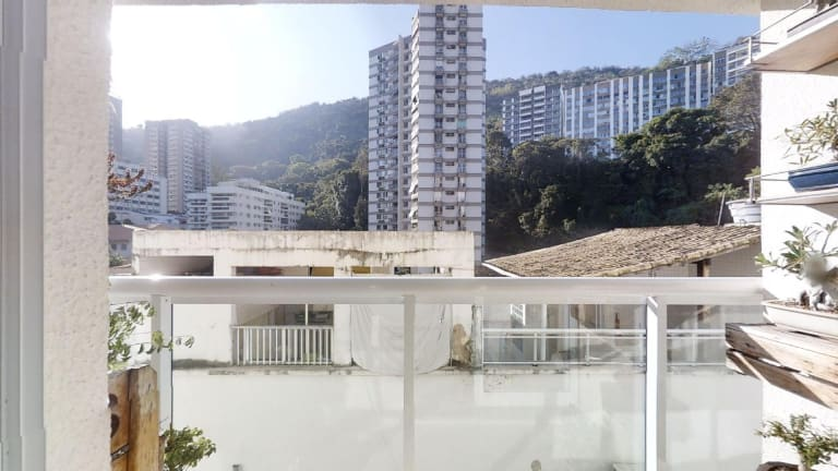 Imagem do imóvel ID-22062 na Rua Pereira da Silva, Laranjeiras, Rio de Janeiro - RJ