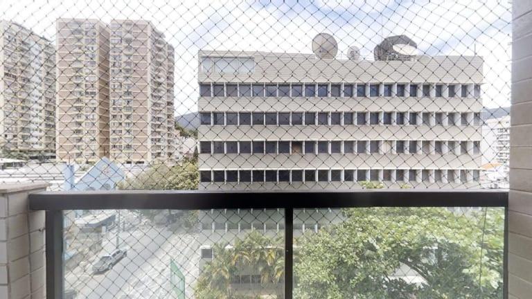 Imagem do imóvel ID-21388 na Rua Oliveira Fausto, Botafogo, Rio de Janeiro - RJ