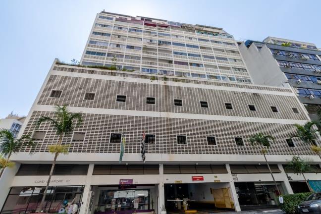 Imagem do imóvel ID-21675 na Rua Nestor Pestana, Consolação, São Paulo - SP