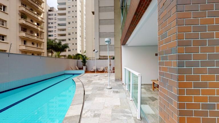 Imagem do imóvel ID-23732 na Rua Mario Amaral, Paraíso, São Paulo - SP