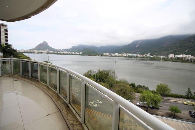 Imagem do imóvel ID-21 na Rua Fonte da Saudade, Lagoa, Rio de Janeiro - RJ