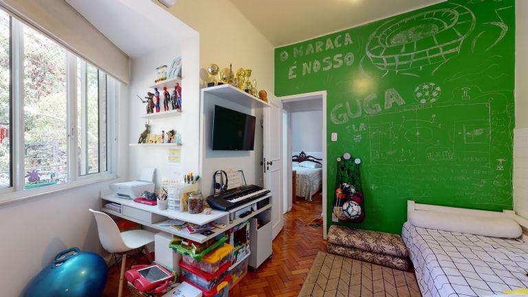 Imagem do imóvel ID-23118 na Rua Batista da Costa, Lagoa, Rio de Janeiro - RJ