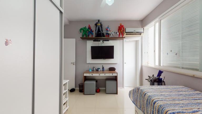 Imagem do imóvel ID-26688 na Rua Conde de Bonfim, Tijuca, Rio de Janeiro - RJ