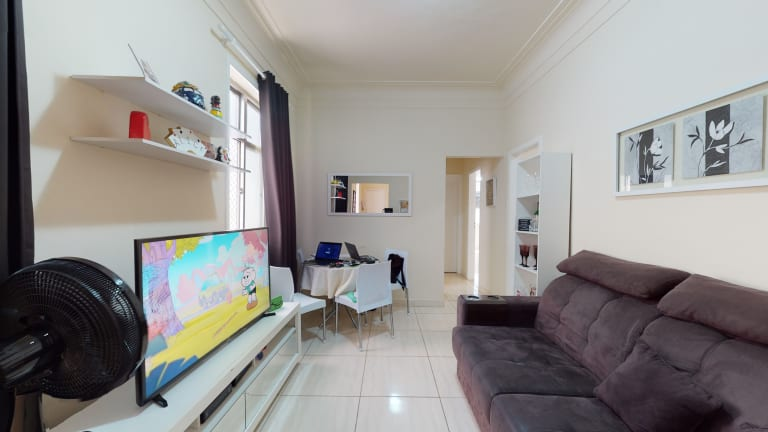 Imagem do imóvel ID-23395 na Rua Conde de Bonfim, Tijuca, Rio de Janeiro - RJ