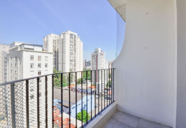 Imagem do imóvel ID-23309 na Rua Pascal, Campo Belo, São Paulo - SP