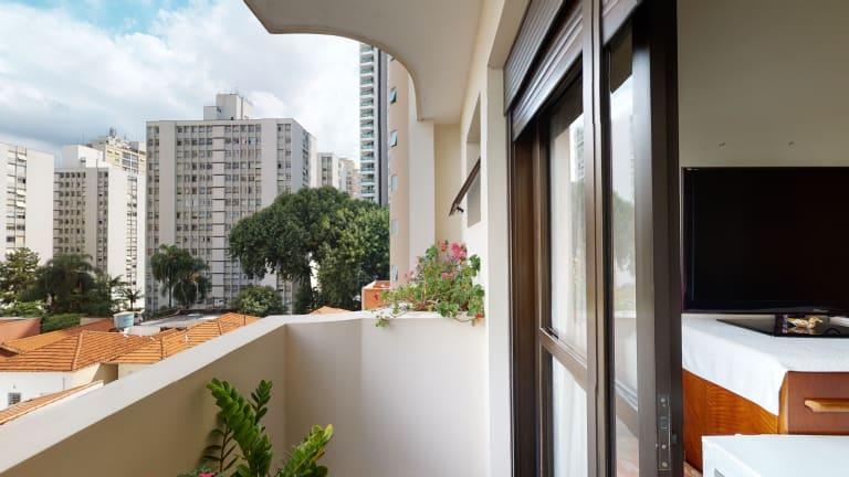Imagem do imóvel ID-22280 na Rua Sampaio Viana, Paraíso, São Paulo - SP