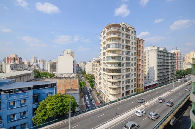 Imagem do imóvel ID-17126 na Avenida São João, Santa Cecilia, São Paulo - SP