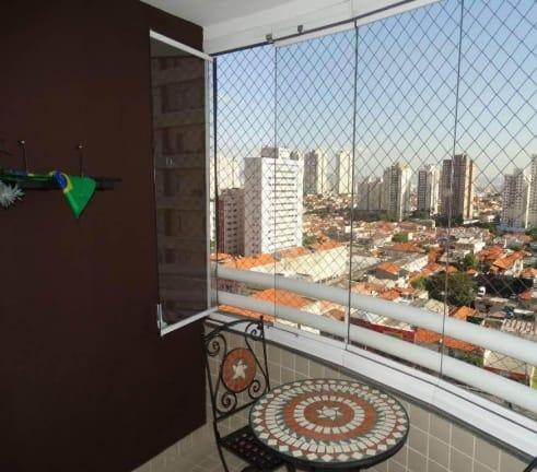 Imagem do imóvel ID-21173 na Rua Marquês de Valença, Alto da Mooca, São Paulo - SP