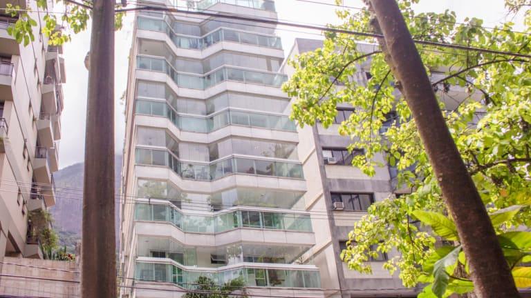 Imagem do imóvel ID-21689 na Avenida Lineu de Paula Machado, Lagoa, Rio de Janeiro - RJ