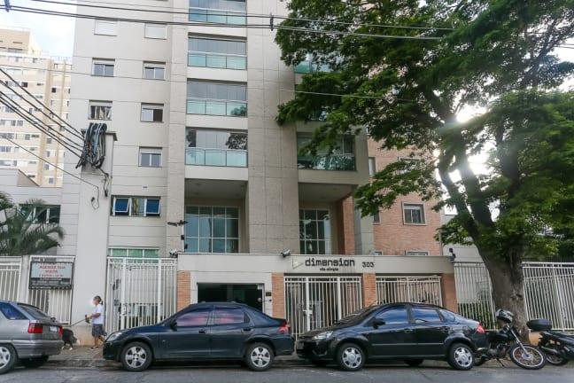 Imagem do imóvel ID-19845 na Rua Alvorada, Vila Olímpia, São Paulo - SP