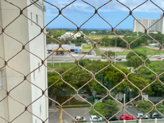 Imagem do imóvel ID-25758 na Rua César Lattes, Barra da Tijuca, Rio de Janeiro - RJ