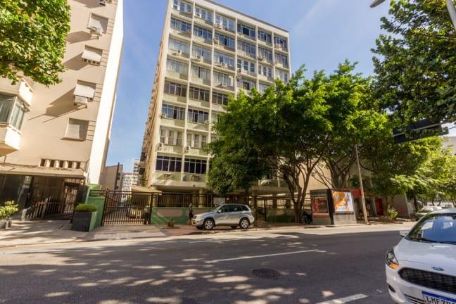Imagem do imóvel ID-21204 na Rua Voluntários da Pátria, Botafogo, Rio de Janeiro - RJ
