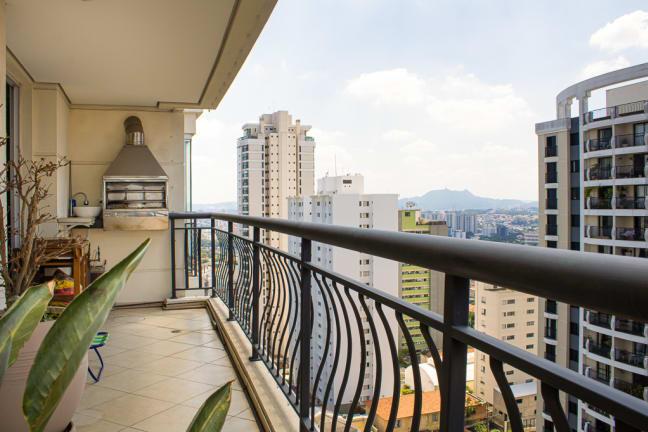 Imagem do imóvel ID-23345 na Rua Jorge Americano, Lapa, São Paulo - SP