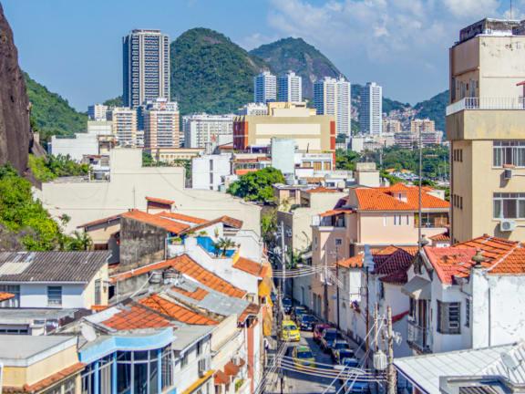 Imagem do imóvel ID-25595 na Rua Marechal Cantuária, Urca, Rio de Janeiro - RJ