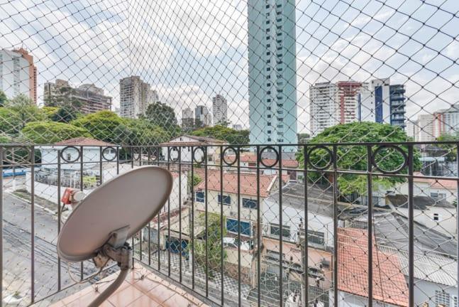 Imagem do imóvel ID-17786 na Rua José de Magalhães, Vila Clementino, São Paulo - SP