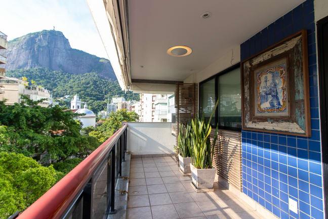 Imagem do imóvel ID-13600 na Rua Fonte da Saudade, Lagoa, Rio de Janeiro - RJ