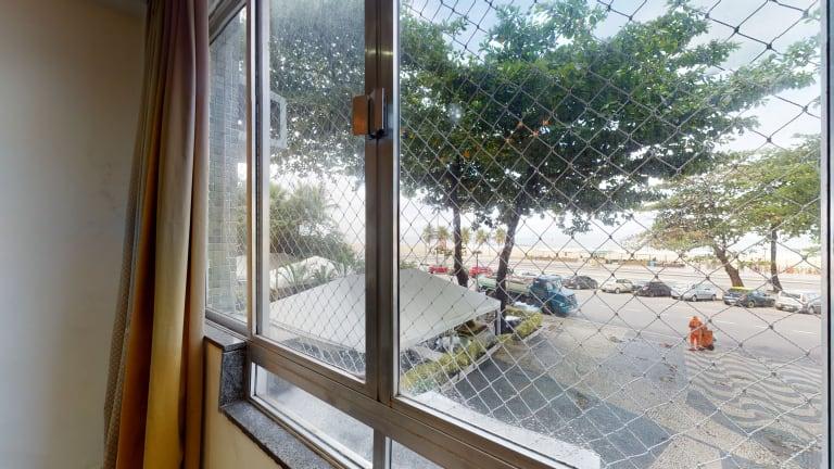 Imagem do imóvel ID-25405 na Avenida Atlântica, Copacabana, Rio de Janeiro - RJ
