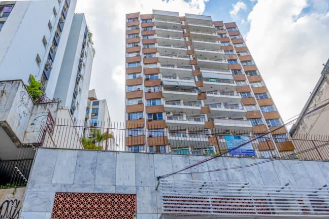 Imagem do imóvel ID-23759 na Rua Conde de Bonfim, Tijuca, Rio de Janeiro - RJ