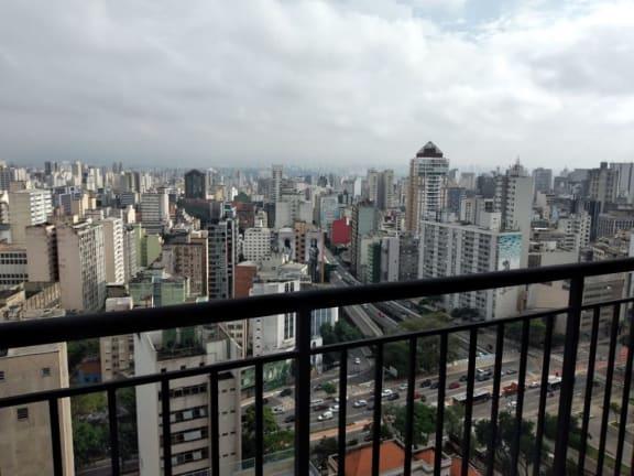 Imagem do imóvel ID-26658 na Rua Caio Prado, Consolação, São Paulo - SP
