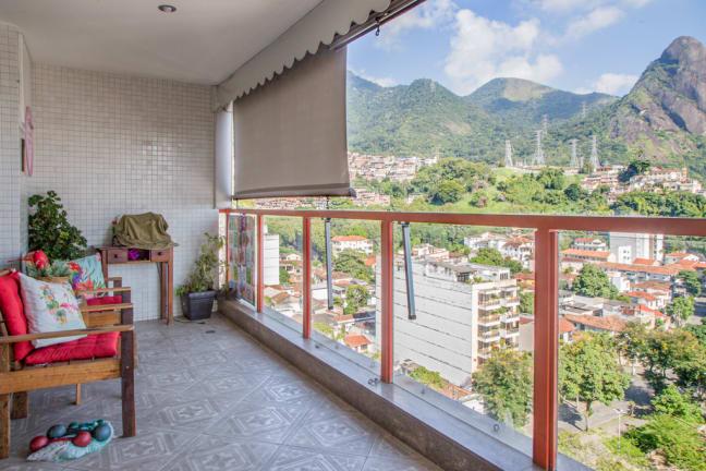Imagem do imóvel ID-25038 na Rua Campinas, Grajau, Rio de Janeiro - RJ