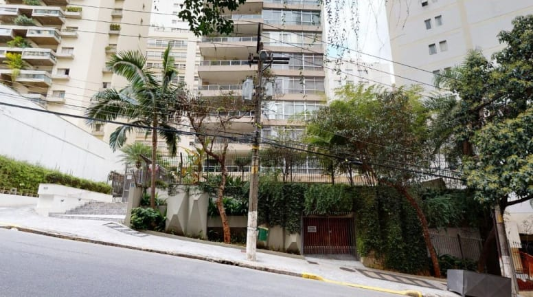 Imagem do imóvel ID-26160 na Alameda Ministro Rocha Azevedo, Jardim Paulista, São Paulo - SP