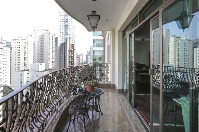 Imagem do imóvel ID-16351 na Rua Édison, Campo Belo, São Paulo - SP
