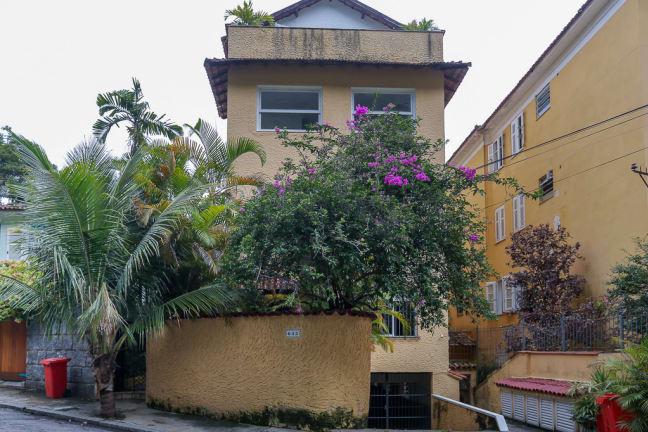 Imagem do imóvel ID-19747 na Rua Maria Angélica, Jardim Botânico, Rio de Janeiro - RJ