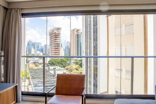 Imagem do imóvel ID-23539 na Rua Doutor Guilherme Bannitz, Vila Nova Conceição, São Paulo - SP
