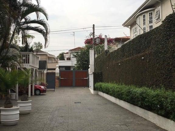 Imagem do imóvel ID-20374 na Rua Tibiriçá, Brooklin, São Paulo - SP