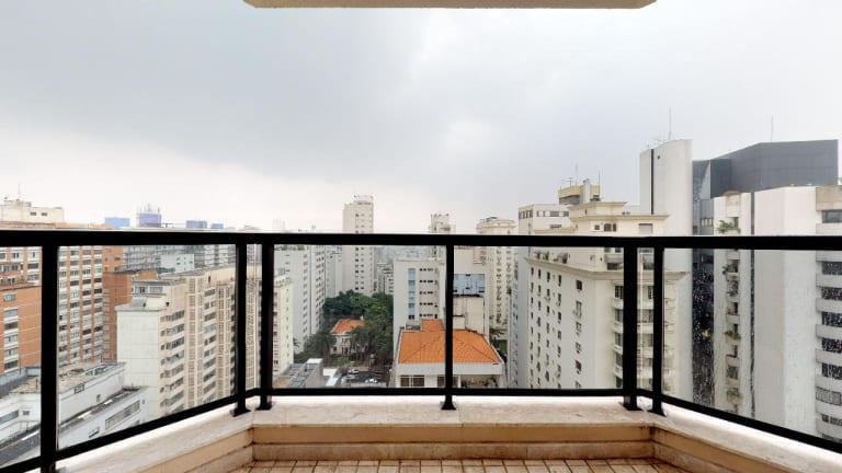 Imagem do imóvel ID-25307 na Rua Maranhão, Higienópolis, São Paulo - SP