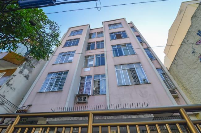 Imagem do imóvel ID-26568 na Rua Estrela, Rio Comprido, Rio de Janeiro - RJ