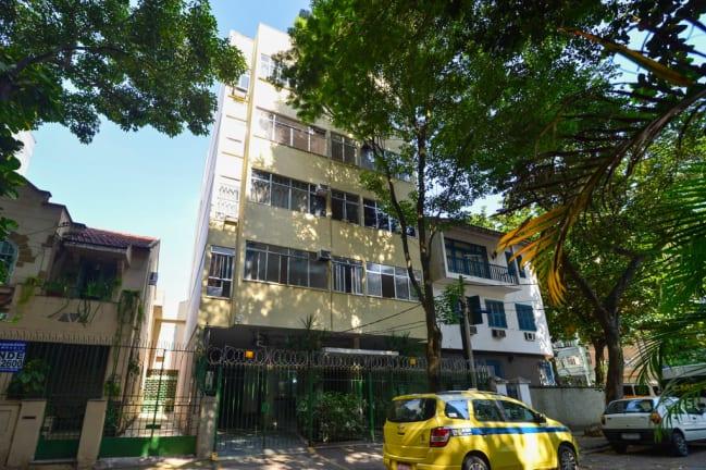 Imagem do imóvel ID-25869 na Rua Morales de Los Rios, Tijuca, Rio de Janeiro - RJ