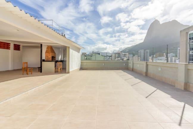 Imagem do imóvel ID-23635 na Rua Voluntários da Pátria, Botafogo, Rio de Janeiro - RJ