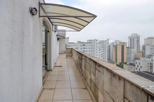 Imagem do imóvel ID-18122 na Avenida Higienópolis, Consolação, São Paulo - SP