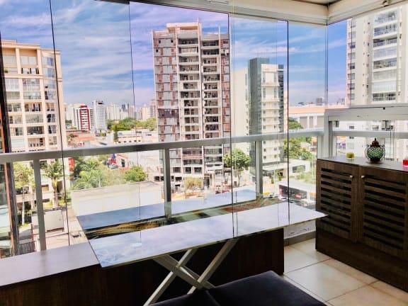 Imagem do imóvel ID-25804 na Avenida Aratãs, Indianópolis, São Paulo - SP