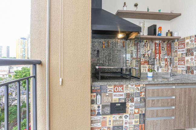 Imagem do imóvel ID-18095 na Rua Correia de Lemos, Chácara Inglesa, São Paulo - SP