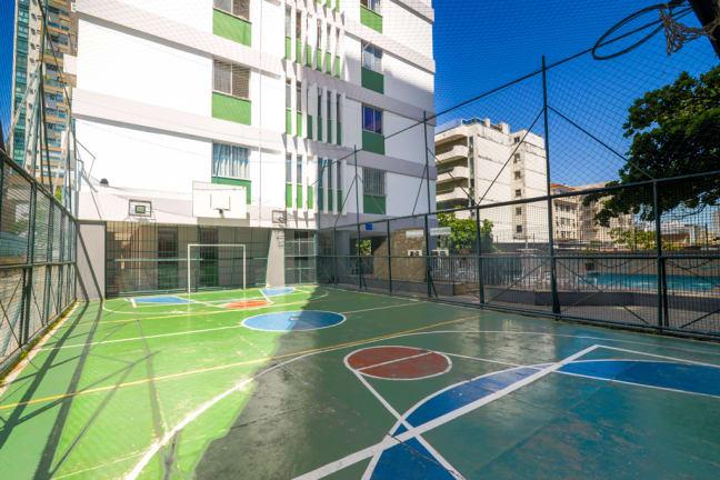 Imagem do imóvel ID-21186 na Rua Conselheiro Barros, Tijuca, Rio de Janeiro - RJ