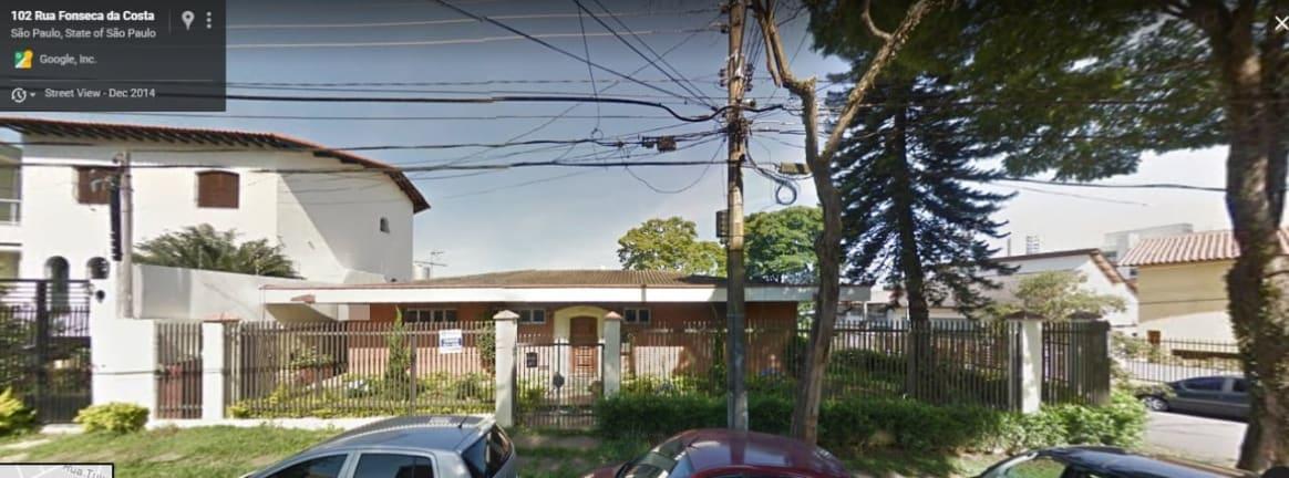 Imagem do imóvel ID-16503 na Rua Fonseca da Costa, Bosque da Saúde, São Paulo - SP