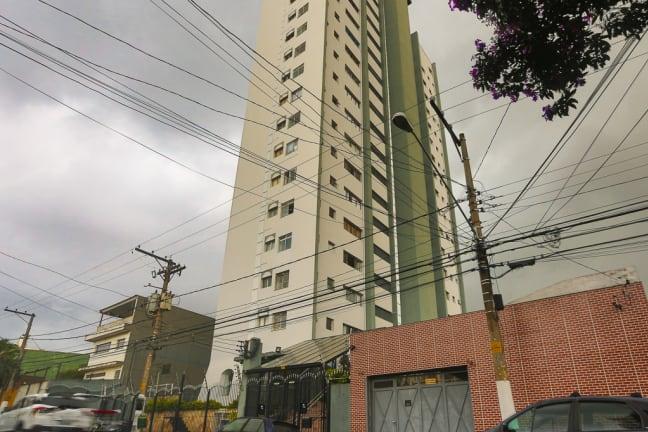 Imagem do imóvel ID-22371 na Rua João Bizarro da Nave, Vila Canero, São Paulo - SP