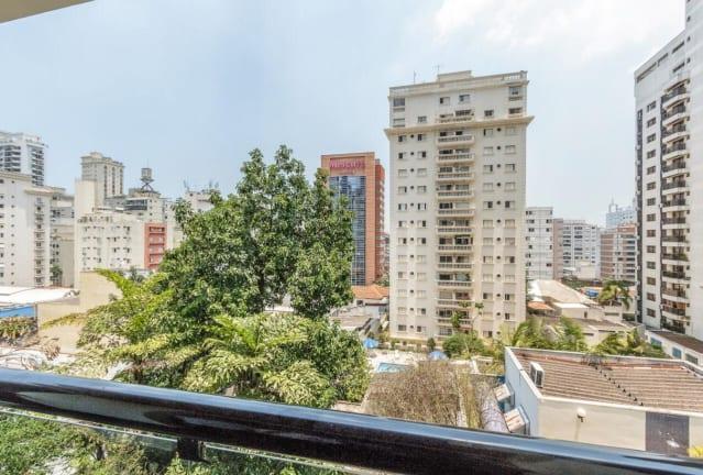 Imagem do imóvel ID-25752 na Alameda Jaú, Jardim Paulista, São Paulo - SP