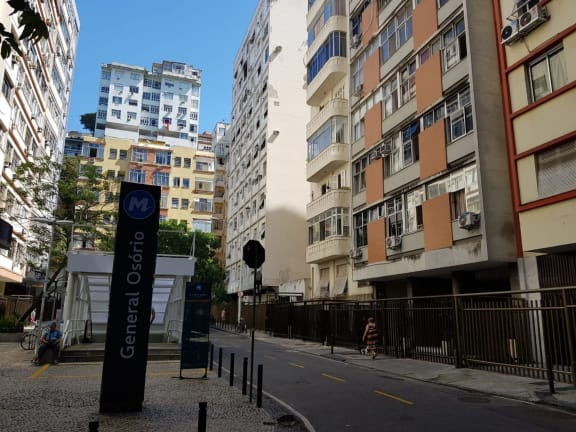 Imagem do imóvel ID-23088 na Rua Sá Ferreira, Copacabana, Rio de Janeiro - RJ