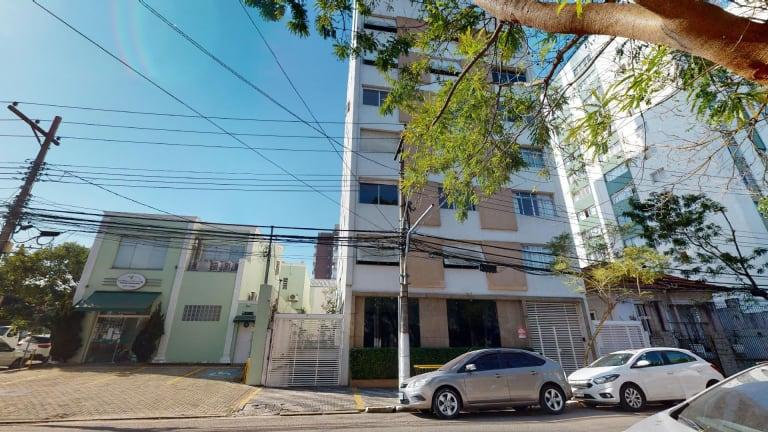 Imagem do imóvel ID-25932 na Rua Capitão Macedo, Vila Clementino, São Paulo - SP