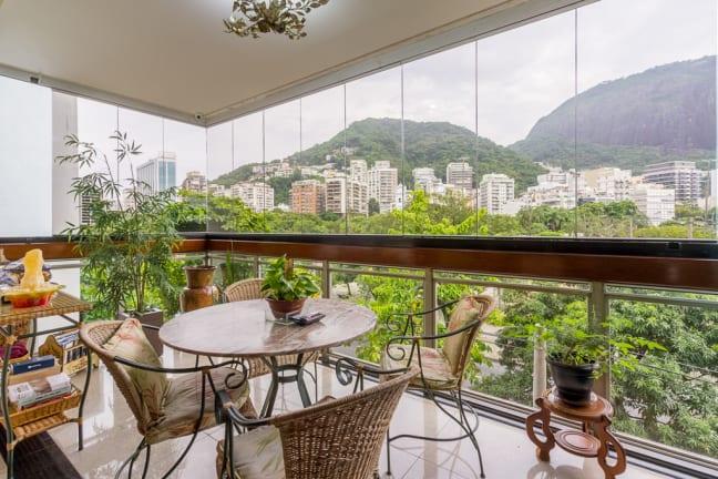 Imagem do imóvel ID-19687 na Rua Professor Abelardo Lóbo, Lagoa, Rio de Janeiro - RJ