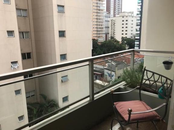 Imagem do imóvel ID-25320 na Avenida Jurucê, Indianópolis, São Paulo - SP
