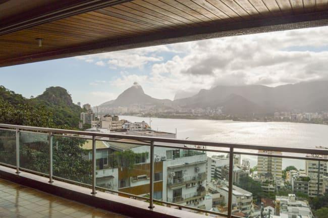 Imagem do imóvel ID-19314 na Rua Sacopã, Lagoa, Rio de Janeiro - RJ