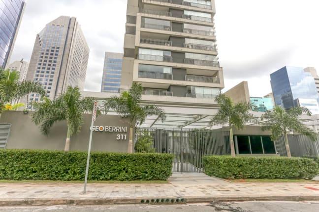 Imagem do imóvel ID-20508 na Rua Jean Peltier, Cidade Monções, São Paulo - SP