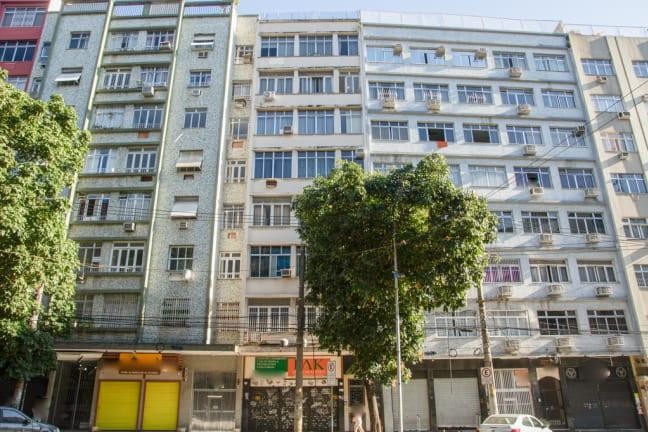 Imagem do imóvel ID-26584 na Rua Conde de Bonfim, Tijuca, Rio de Janeiro - RJ