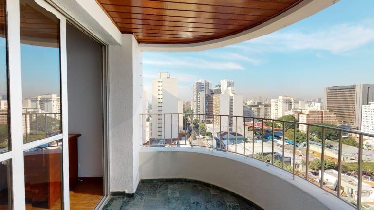 Imagem do imóvel ID-26027 na Rua João Moura, Pinheiros, São Paulo - SP